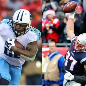 Patriots vs Titans Live - Bucket List Ideas