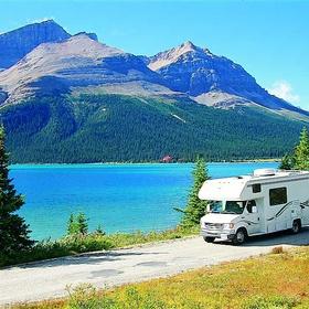 Go on a camper ride thru canada - Bucket List Ideas