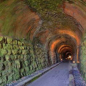 Walk the haunted tunnel in Georgia - Bucket List Ideas