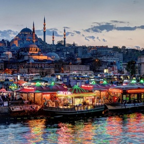 Travel toTurkey-istanbul - Bucket List Ideas