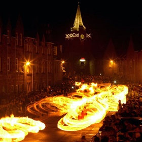 Celebrate hogmanay in Scotland - Bucket List Ideas