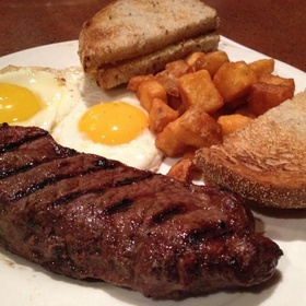 Eat an Iconic State Food - Nevada (3 a.m. Steak & Eggs) - Bucket List Ideas
