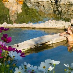 Bathe in hot springs - Bucket List Ideas