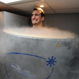 Do a Cryotherapy Chamber Session - Bucket List Ideas