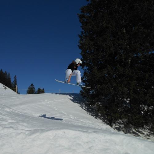 Learn to Snowboard - Bucket List Ideas