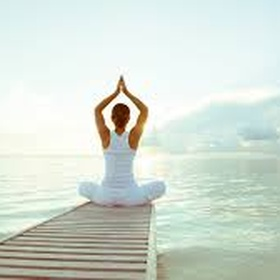 Wake up early and do yoga in the summer holiday 🌱 - Bucket List Ideas