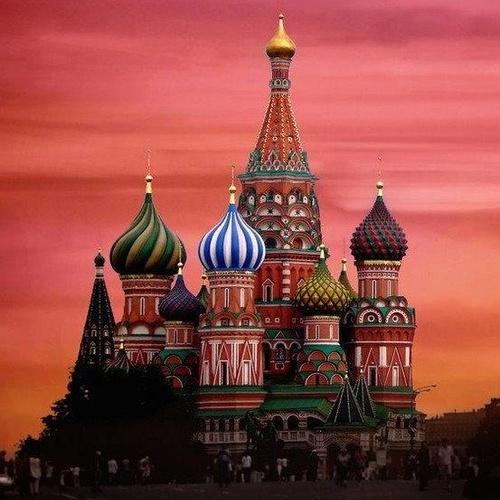 Go to Russia - Bucket List Ideas