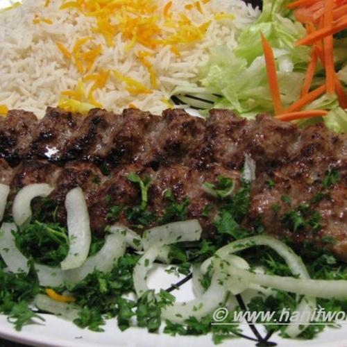 Eating Kabab Koobideh - Bucket List Ideas