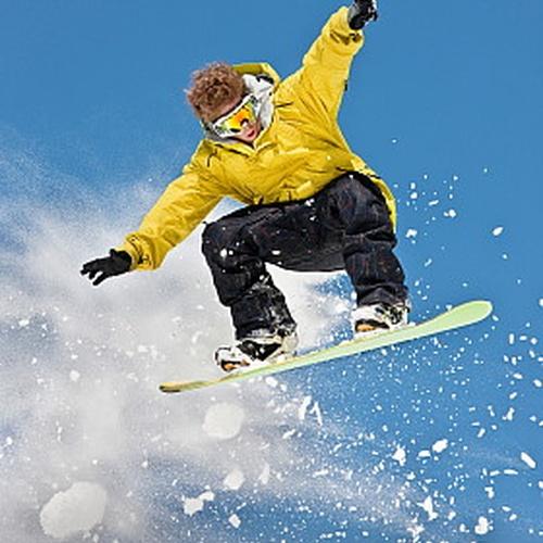 Snowboard - Bucket List Ideas