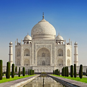 Visit Taj Mahal - Bucket List Ideas
