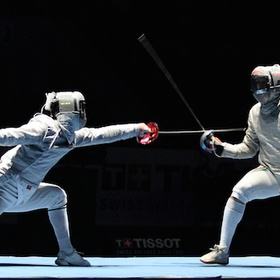 Take fencing lessons - Bucket List Ideas