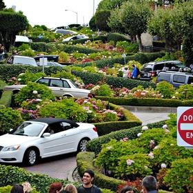 Drive down lombard street - Bucket List Ideas
