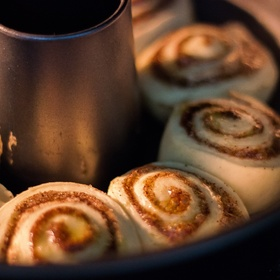 Make Homemade Cinnamon Rolls - Bucket List Ideas