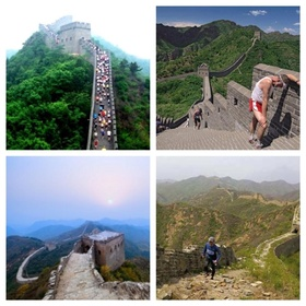 Attempt the GWCM~The Great Wall of China Marathon - Bucket List Ideas