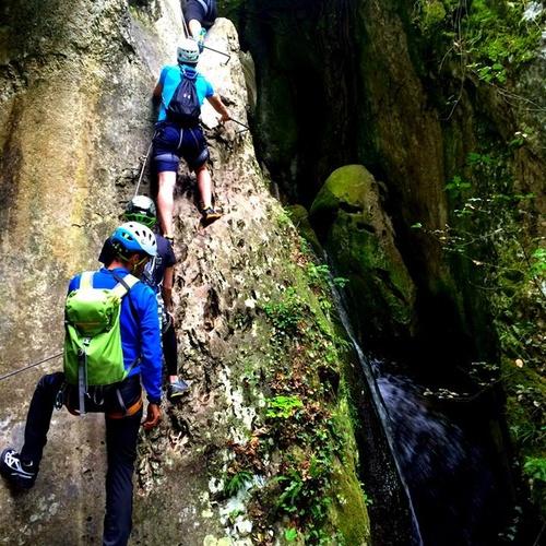 Hike/Climb Via Ferrata- Italy - Bucket List Ideas