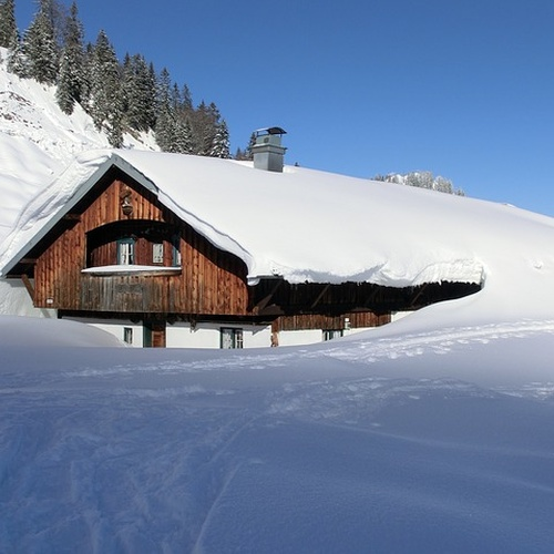 Spend Christmas, with my family, in a Cabin, in the snow in the mountains - Bucket List Ideas