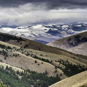 Drive on Lemhi Pass, Montana and Idaho - Bucket List Ideas