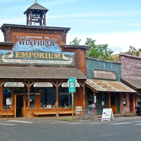Visit Winthrop,Washington - Bucket List Ideas