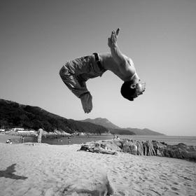 Learn how to do a flip! - Bucket List Ideas