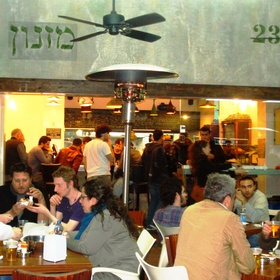 Eat falafel at Miznon, Tel Aviv - Bucket List Ideas