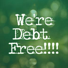 Be debt-free before i turn 30 years - Bucket List Ideas