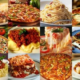Eat pizza, gnocchi, gelato, tiramisu, lasagna, and spaghetti in Italy - Bucket List Ideas