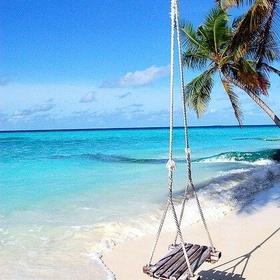 Go on a WHITE SAND BEACH - Bucket List Ideas