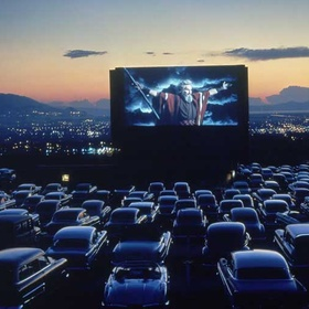 Go to a drive-in movie theater! - Bucket List Ideas
