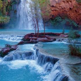 Visit Havasu Falls, Arizona - Bucket List Ideas