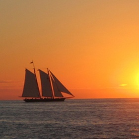 Be on a boat during the sunset - Bucket List Ideas