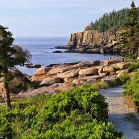 Visit Acadia National Park - Bucket List Ideas