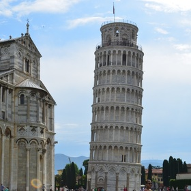See  the Leaning Tower of Pisa - Bucket List Ideas