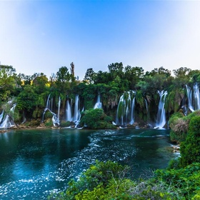 See Kravice Waterfalls, Bosnia and Herzegovina - Bucket List Ideas