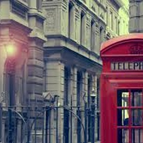 Call from a red phonebooth - Bucket List Ideas