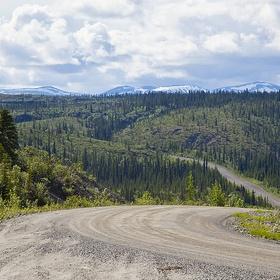 Drive on Denali Highway, Alaska - Bucket List Ideas