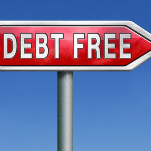 Be debt-free - Bucket List Ideas