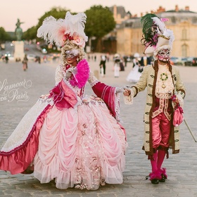 Attend the Grand Masked Ball of  Versailles  ~Paris France - Bucket List Ideas