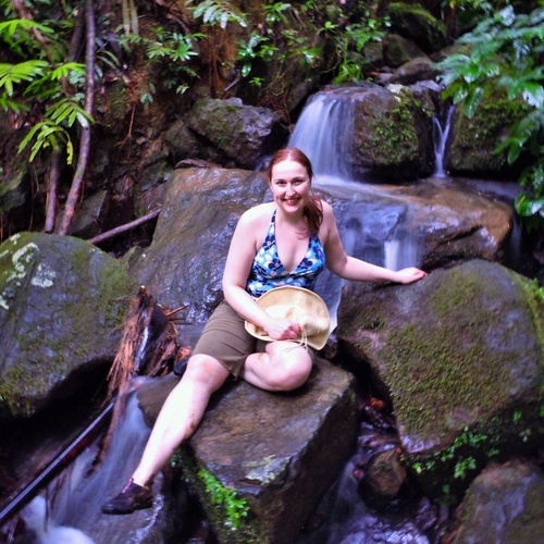 Bathe in a waterfall - Bucket List Ideas