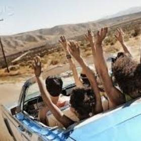 Go on a road trip with my bffs - Bucket List Ideas