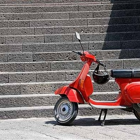 Ride a Vespa (preferably in Italy) - Bucket List Ideas