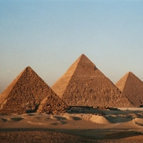 See the Pyramids of Giza - Bucket List Ideas