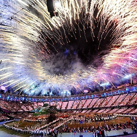 Attend the Summer Olympics - Bucket List Ideas
