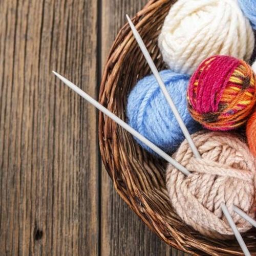 Try Knitting - Bucket List Ideas