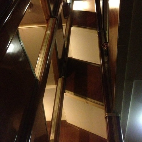 Spend the night on the Queen Mary - Bucket List Ideas