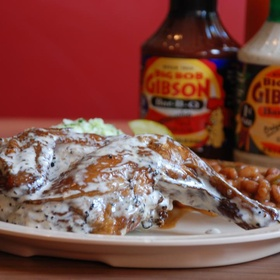 Eat an Iconic State Food - Alabama (Chicken and White BBQ Sauce) - Bucket List Ideas