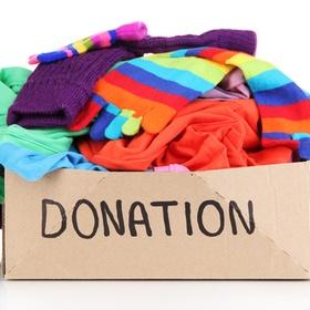 Donate used clothing - Bucket List Ideas
