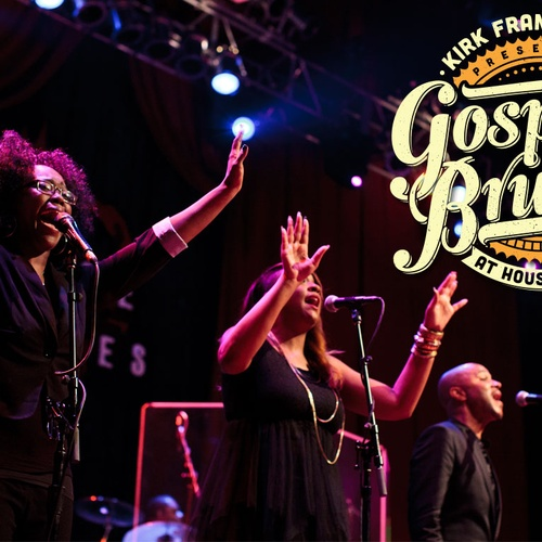 Go to the House of Blues to a gospel brunch - Bucket List Ideas
