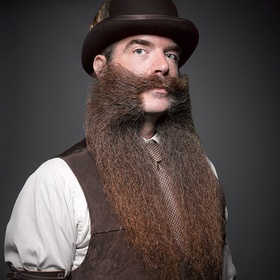Go to a mustache and beard competition - Bucket List Ideas