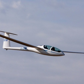 Fly in a Glider - Bucket List Ideas