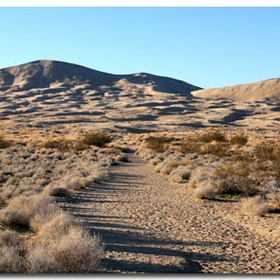 Hike the Kelso Dunes at Sunset, California - Bucket List Ideas